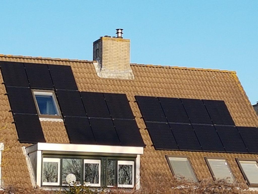 zonnepanelen plaatsen Hoofddorp