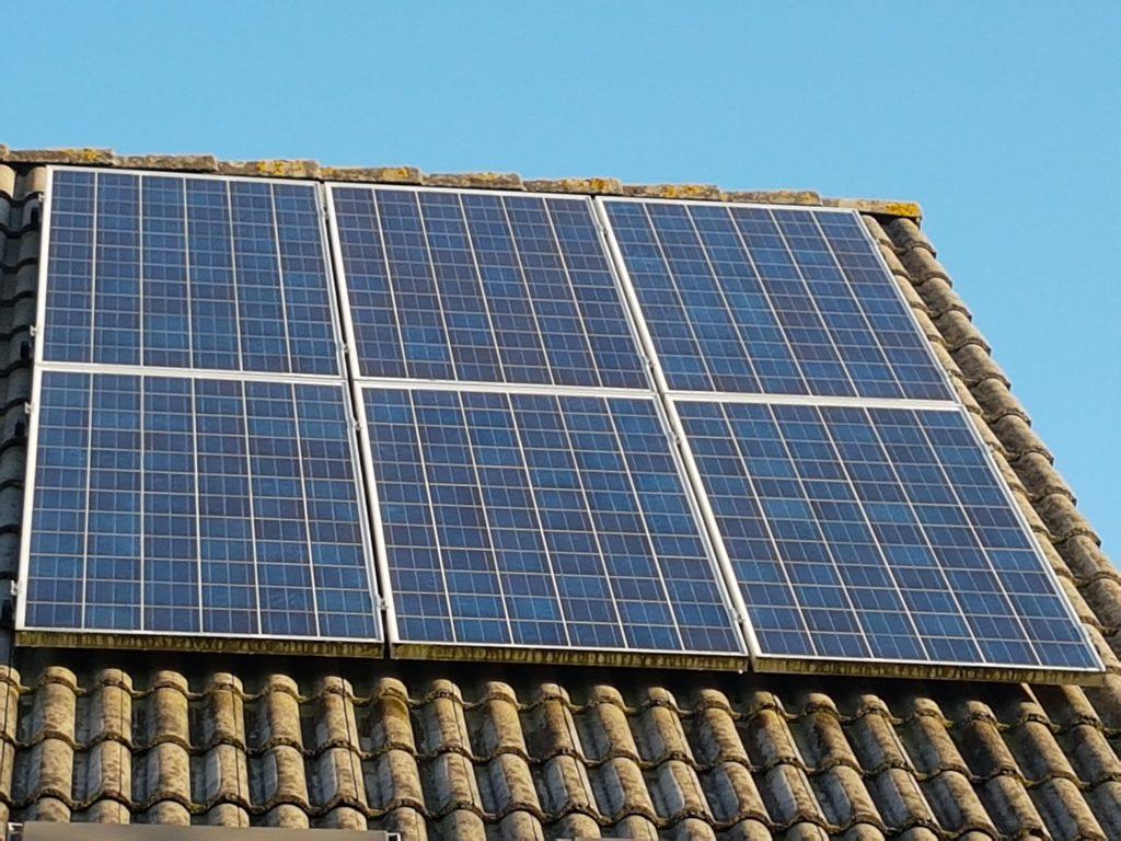 zonnepanelen plaatsen Velsen