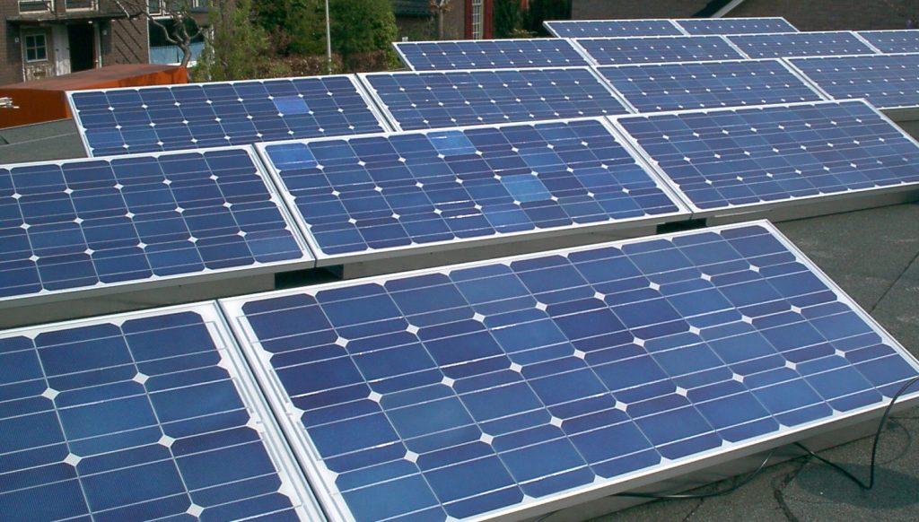 zonnepanelen plaatsen Beverwijk